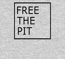 Free the Pit, Feminism Equality, Equal Right Swag and Gifts for feminists.  Tank Top
