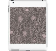 Floral Drawing iPad Case/Skin