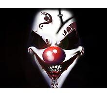 The joker clown Photographic Print