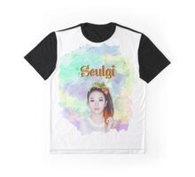 RV SEULGI Graphic T-Shirt