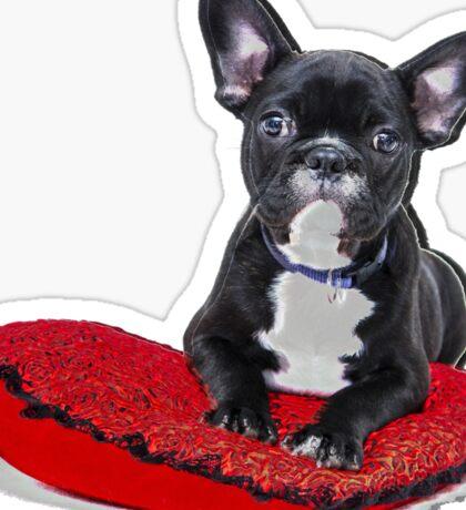 French Bulldog Sticker