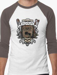 Evil Crest Men's Baseball ¾ T-Shirt