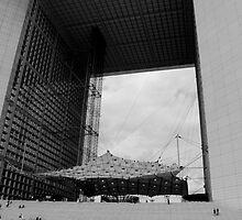 La Grande Défense by solanna7