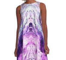 TYXPI 8 A-Line Dress