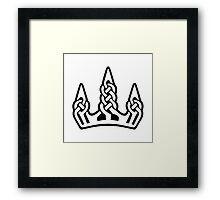 Shalidor's City Framed Print