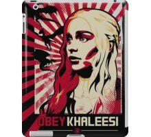 Obey Khaleesi iPad Case/Skin