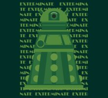 Exterminate Green by Saintsecond