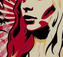 Obey Khaleesi Sticker
