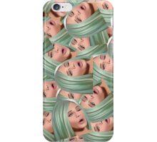 KJ funny face iPhone Case/Skin
