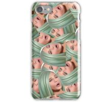 KJ funny face iPhone Case/Skin