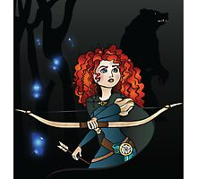 Disney Princesses - Merida Photographic Print