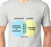 Alaska/Augustus Venn Diagram Unisex T-Shirt