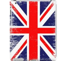 UK Union Jack Vintage Flag  iPad Case/Skin