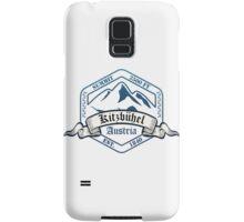 Kitzbuhel Ski Resort Austria Samsung Galaxy Case/Skin