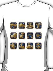 Zodiac signs T-Shirt