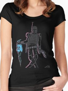 No Disintegrations Women's Fitted Scoop T-Shirt