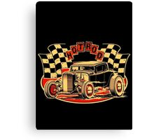 Cars n Rods on Pinterest Hot Rods Canvas Print