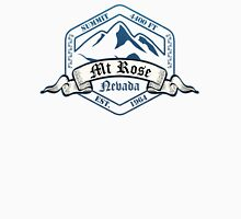 Mt Rose Ski Resort Nevada Unisex T-Shirt