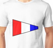 Number 3 Pennant Unisex T-Shirt