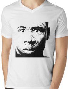 PX FACE Mens V-Neck T-Shirt