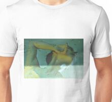 the ballet dancing lady  Unisex T-Shirt