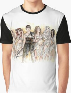 Furiosa and The Wives Graphic T-Shirt
