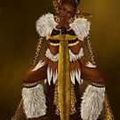 Zulu Warrior Elf by Shakira Rivers