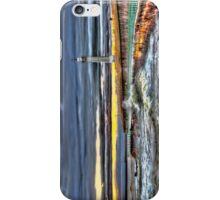 High tide at Seaburn Sunderland iPhone Case/Skin