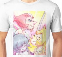 The Pearls - Steven Universe Blue Pearl, Yellow Pearl, Our Pearl Unisex T-Shirt