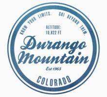 Durango Mountain Ski Resort Colorado by CarbonClothing