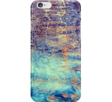 Texture of Water 1 iPhone Case/Skin
