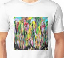 Wildflower Fire Unisex T-Shirt
