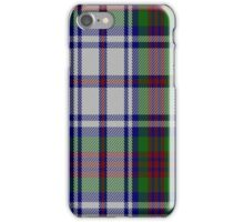 01180 Cedarberry Fashion Tartan  iPhone Case/Skin
