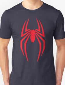 Spiderman Logo vintage style grain faded Unisex T-Shirt
