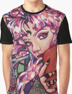 Wicked Lady Graphic T-Shirt