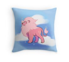 Bigger Lion from Steven Universe Throw Pillow