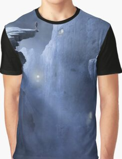 The Anguish of the Piligrim Graphic T-Shirt