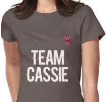 Team Cassie Womens Fitted T-Shirt