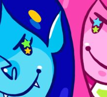 Marceline & Princess Bubblegum Sticker