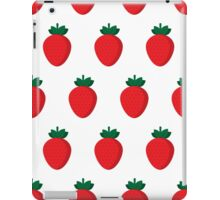 Strawberries! iPad Case/Skin