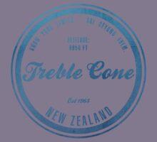 Treble Cone Ski Resort New Zealand Kids Clothes