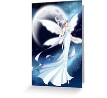 Mother of the Moon Greeting Card