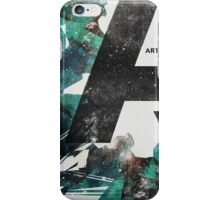art zone iPhone Case/Skin