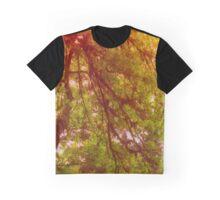 Oregon - Covered Short Bridge Graphic T-Shirt