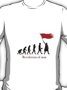 Revolution of Man T-Shirt