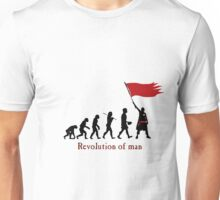Revolution of Man Unisex T-Shirt