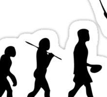 Revolution of Man Sticker