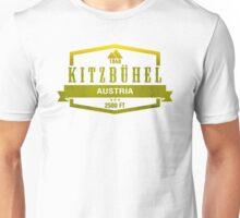 Kitzbuhel Ski Resort Austria Unisex T-Shirt