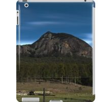 Mt Greville, Qld Australia, HDR from north iPad Case/Skin