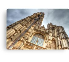 Notre Dame Cathedral - Antwerpen Canvas Print